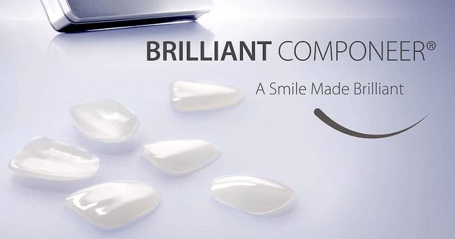 COMPONEER BRILLIANT - Depósito Dental Implantec S.A.